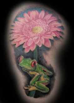 49 best frog tattoos images on pinterest frog tattoos frogs and tatoos. Black Bedroom Furniture Sets. Home Design Ideas