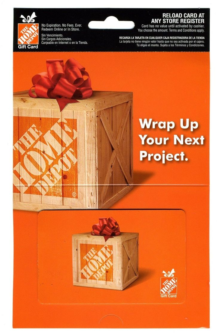 #Coupons #GiftCards 400.00 HOME DEPOT GIFT CARD--BUY IT NOW FOR 370.00--30.00 SAVINGS! FREE SHIPPING #Coupons #GiftCards