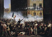 La Liberté guidant le peuple — Wikipédia