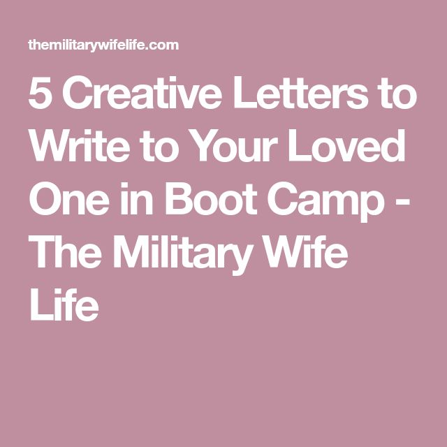 The  Best Military Letters Ideas On   Deployment