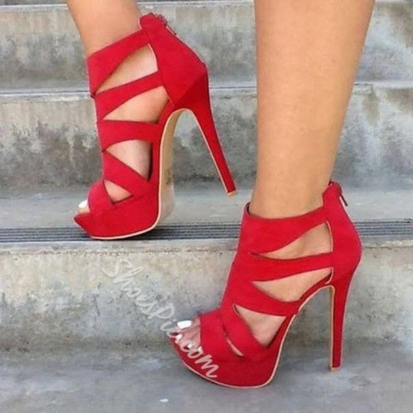 Best 25 Red Platform Ideas On Pinterest