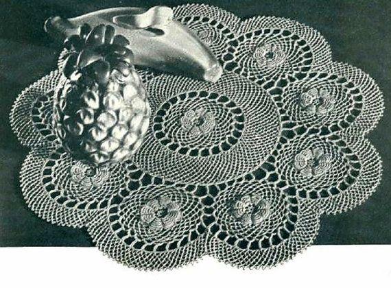9 besten Pineapple Bilder auf Pinterest | Häkelzierdeckchen ...