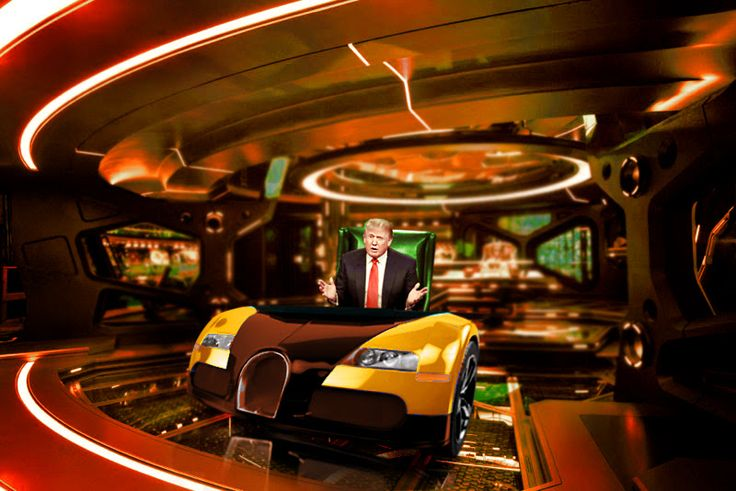 @realdonaldtrump Rich Studio SciFi... @bugatti desk... @election @milionaire_mentor . #bmw #ferrari #mercedes #bugatti #bentley #audi #accobra #porsche #picoftheday #tuning #instagood #honda #tbt #rollsroyce #pirelli #bms #shelby #car #auto #donaldtrump #actress #home #vindiesel #hollywood #election2016 #election #rich #millionairemindset #trump #trump2016