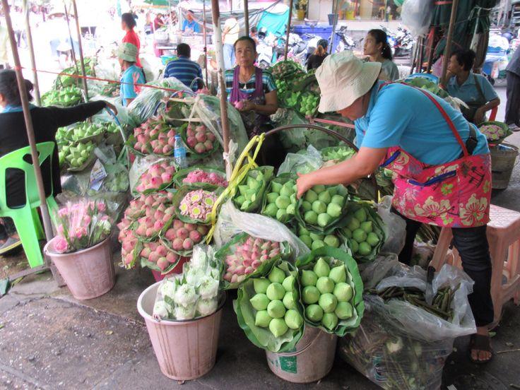 Flowers from Bangkok