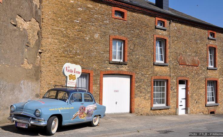 Chassepierre et son restaurant de la Vieille Ferme