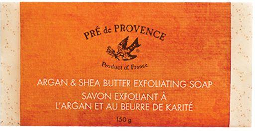Pre de Provence Argan Shea Butter Exfoliating Soap