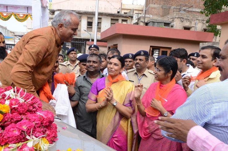 Rathyatra Initiation by Mayor Shri Meenakshiben Patel
