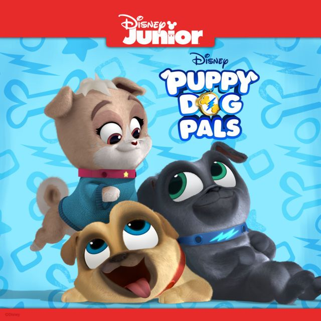 Puppy Dog Pals Vol 1 On Itunes In 2020 Dogs And Puppies