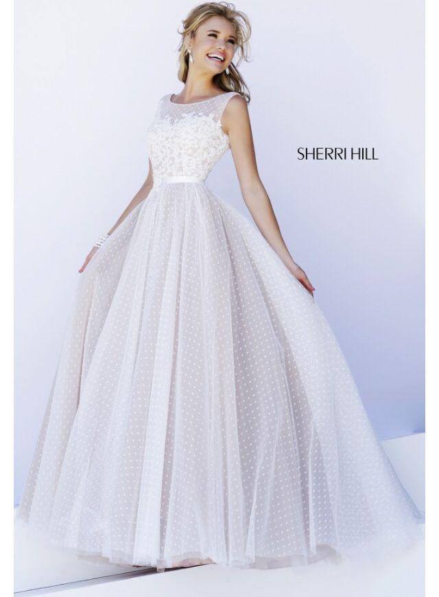 Possible prom dress! Sherri Hill