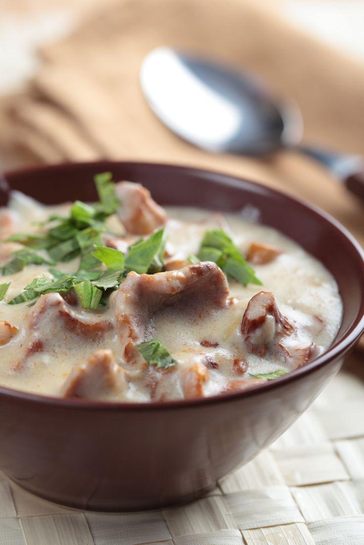 Supa crema de ciuperci cu zarzavaturi din Carte de bucate, Supe si ciorbe. Specific Romania. Cum sa faci Supa crema de ciuperci cu zarzavaturi