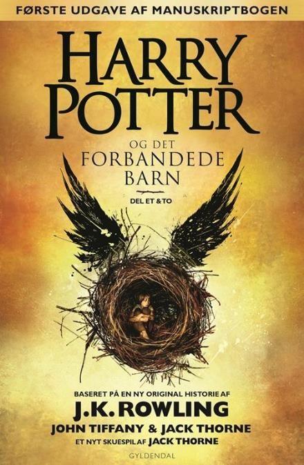 Læs om den nye bog, Harry Potter og det forbandede barn, på min blog