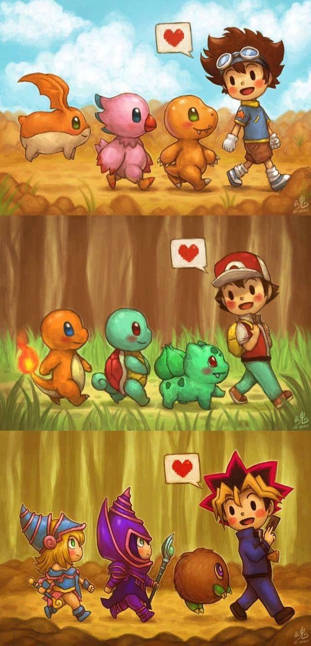 Oh look, my childhood. *gross sobbing*