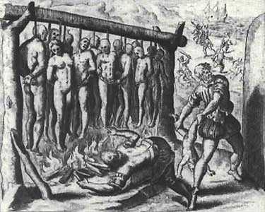 Christopher Columbus and the Genocide of the Taino Nation #history