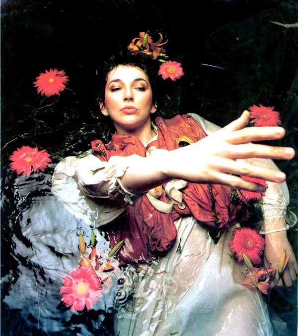 Kate Bush via Alexander Walker via Megan Harper