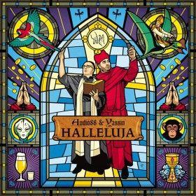 Audio88 & Yassin - Halleluja   Mehr Infos zum Album hier: http://hiphop-releases.de/deutschrap/audio88-yassin-halleluja