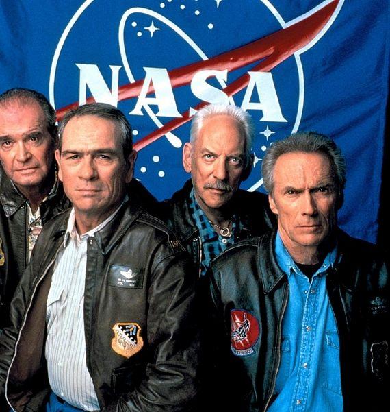 Space Cowboys (2000) - Critique - Le Monde des Avengers