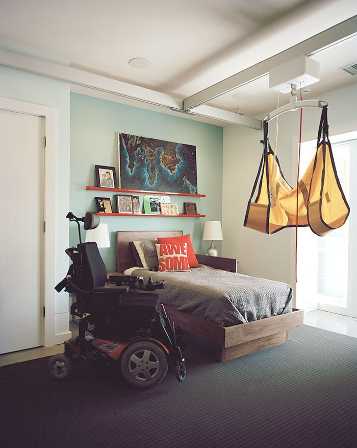 17 best ideas about handicap accessible home on pinterest for Wheelchair homes