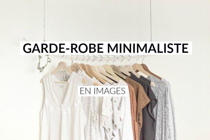 Les 25 meilleures id es de la cat gorie rangement garde for Mode de vie minimaliste