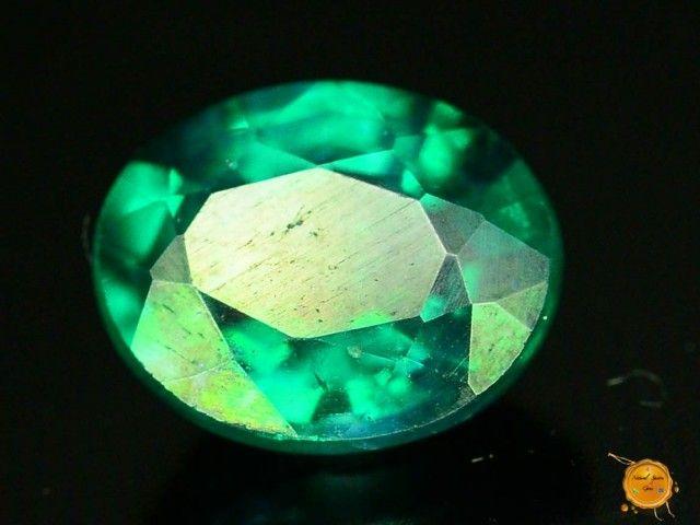 Natural Green Topaz