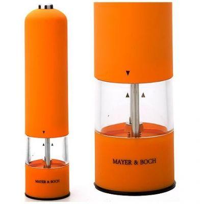 Перцемолка на батарейках mayer&boch 24165, оранжевый,~(UL9-1HTP)