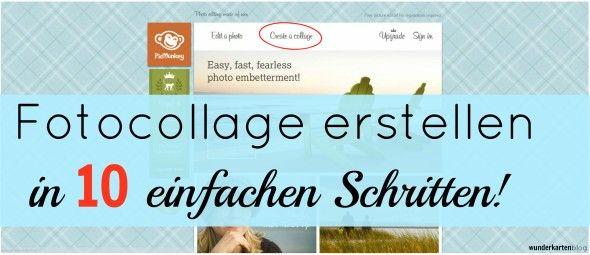 Collage online erstellen – Eure eigene Fotocollage in 10 einfachen Schritten