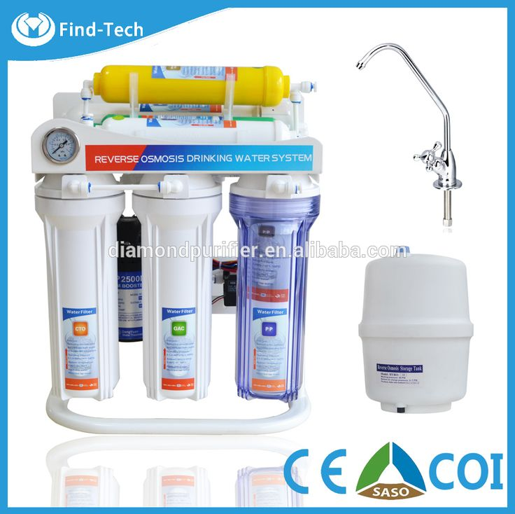 6 stage 75gallon best home use malaysia outdoor water purifier filter/ro water filter system