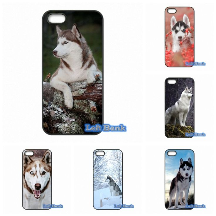 Coque Siberian husky Phone Cases Cover For Samsung Galaxy Note 2 3 4 5 7 S S2 S3 S4 S5 MINI S6 S7 edge