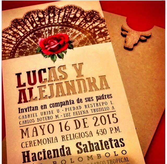 Lucas & Aleja 16.5.15