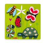 Djeco Puzzle Petites Bêtes 5 pcs