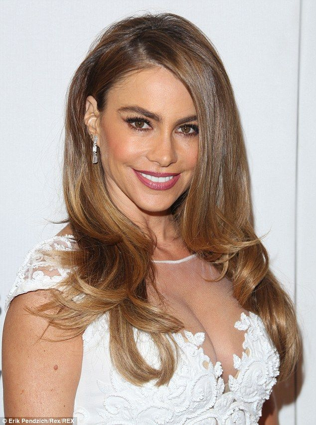 Don't do a thing! Sofia Vergara, 42, admitted to Redbook that she may go under the knife i...