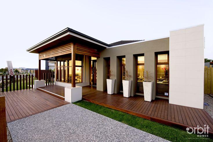Orbit Homes Oasis 33 - Daintree Facade (Rear Loaded Garage Option).