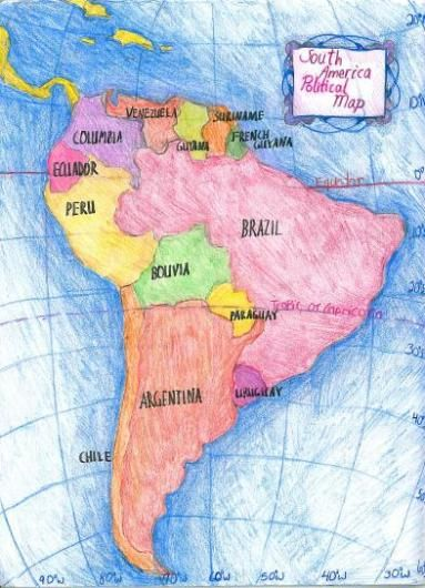27 best 8 geography images on pinterest history ninth grade and map of south america class 8seventh sciox Images
