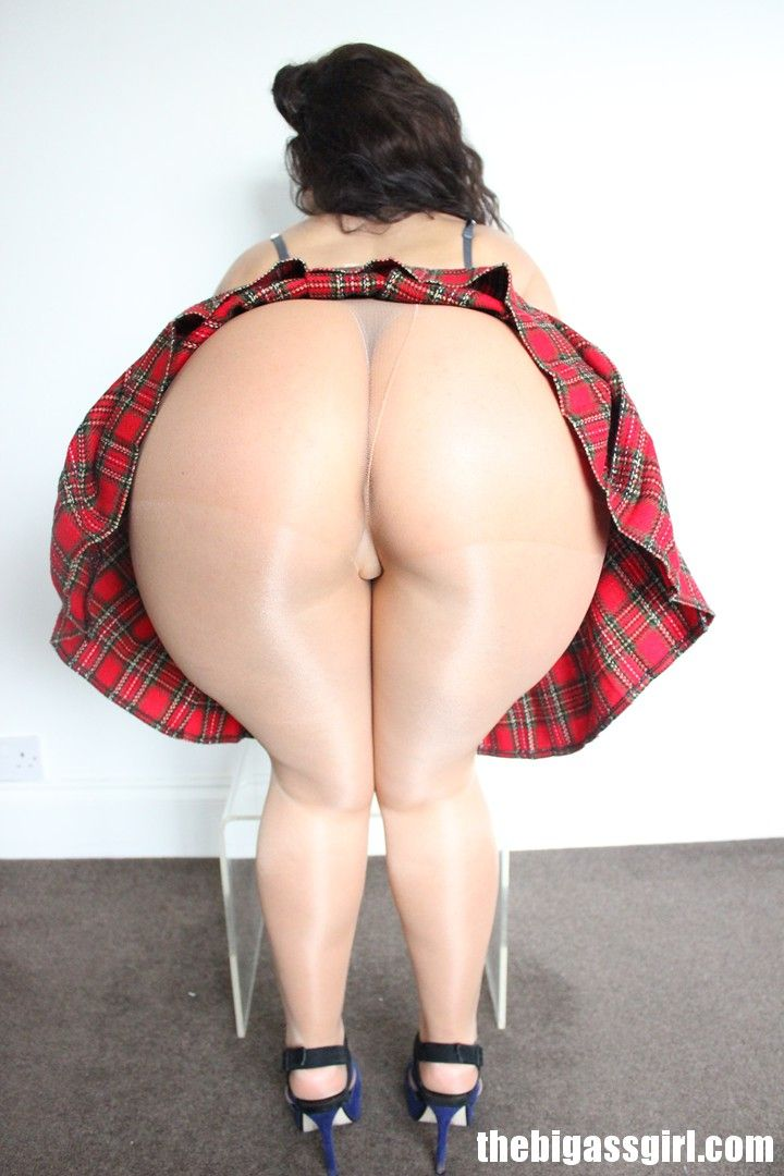 the big ass girl
