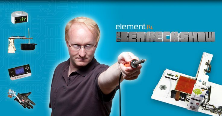 The Ben Heck Show has had a mod all of its own. See the latest builds, view archives and enter cool competition on element14!