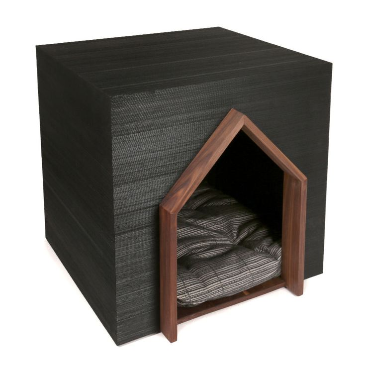Sound Proof Indoor Dog House