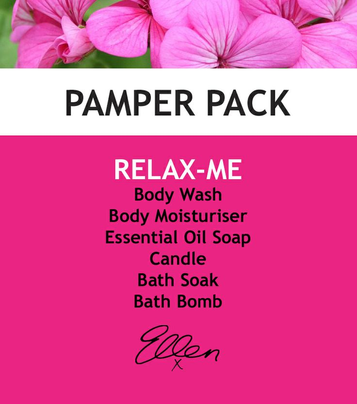 You`ll find all the ingredients for a relaxing bath in this pamper pack - soap, shower gel, candle, bath bomb and bath soak. Lock in the moisture in your skin with our Palm oil and Paraben free moisturiser.