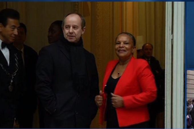 EN DIRECT. Christiane Taubira passe la main à Jean-Jacques Urvoas
