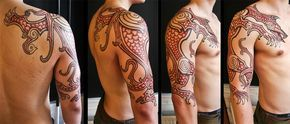 norse tattoos - Google Search
