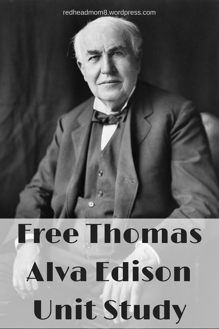 a study of the life of thomas edison What is it really like on campus at thomas edison state  study options programs   thomas edison state university  thomas edison state university campus life.