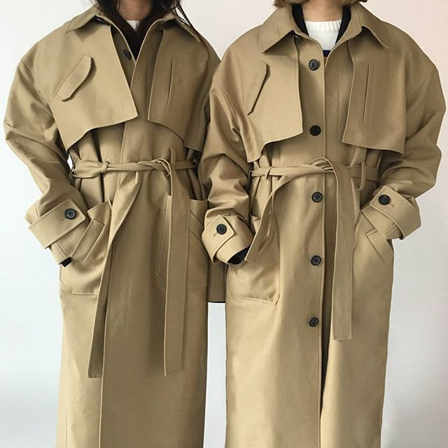 [ trench coat ]  tomgreyhound paris  exclusive collection  #ader#adererror