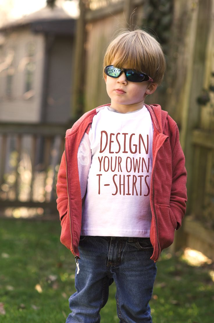 Design your own kids tees at UberPrints.com! #uberprints