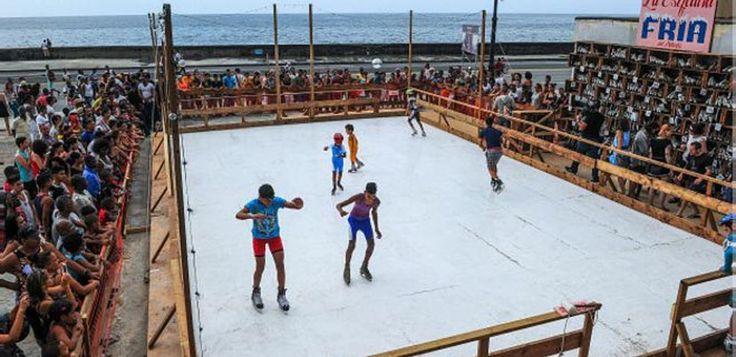 Una pista de hielo en La Habana - http://www.absolut-cuba.com/una-pista-de-hielo-en-la-habana/