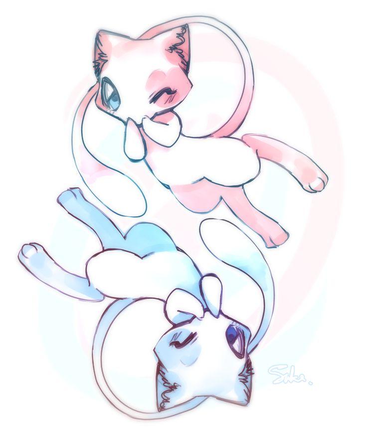 Mew, Shiny!Mew