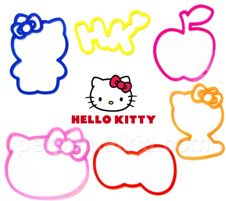 $5.99 A would love these: Http Buy Sillybandz Com Review, Kitty Obsession, Review Silly, Kitty Silly, Visit Http Buy Sillybandz Com, Hello Kitty, Bandz Packs, Silly Bandz, Bandz Products
