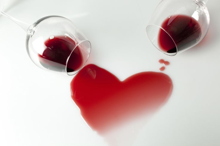A hearty red for Valentine's Day.