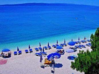 Baška Voda, Croatia