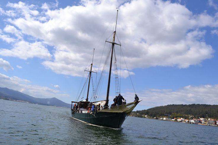 Hotel AXIS VIGO-Islas Cies en Velero con Hotel Axis Vigo   Ship Trip Booking at Axis #cies #vigo #hotel #velero