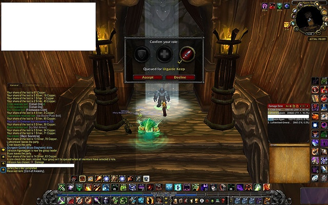 "These 2 80s from the Emerald Dream Guild ""Rise of Legends"" could have soloed this instance for the stupid coin, but instead they got 3 lfg folks to come with them then dumped after they got to the elder.     Mounts guide for World Of Warcraft! For FREE! Check out http://gameguidesno1.com/wow"