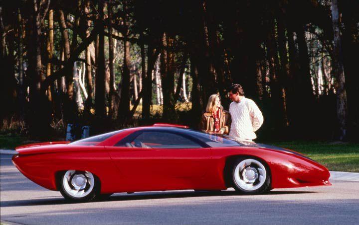 Pontiac Banshee IV - La Tecnología del Futuro... En los 80 - ForoCoches