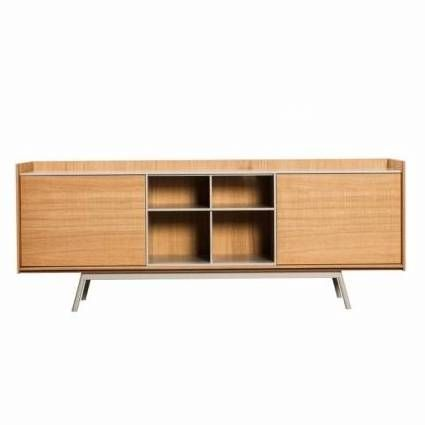 Edge Sideboard Miniforms Italian Furniture Modern Simplistic Contemporary High End Luxury Living Room Storage Bookshelf Bookcase Minimalist Scandinavian